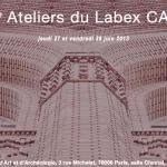 2ièmes Ateliers du Labex CAP avec DICEN IdF