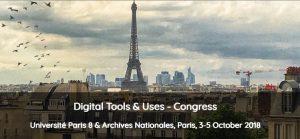 Affiche de la conférence DTU 2018