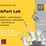 Lancement du FabPart Lab